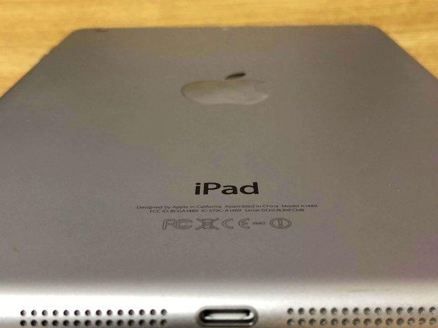 iPad 外観チェック